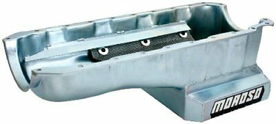 """Moroso 20403 8"""" Oil Pan With Screen For Chevy Big-Block Engines"""