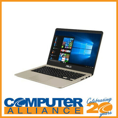 "ASUS K410UA-EB151R 14"" Core i5 Notebook Win 10 Pro GOLD"