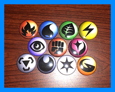"""SUPER GROVER READY FOR ACTION 2.25/"""" PINBACK BUTTON MAGNETS"""