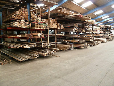 Recycled Timber--- Massive Stock  In North East