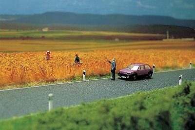 COUNTRY ROADWAY #2 - HO SCALE by BUSCH #6034 SUIT MODEL TRAIN SCENERY