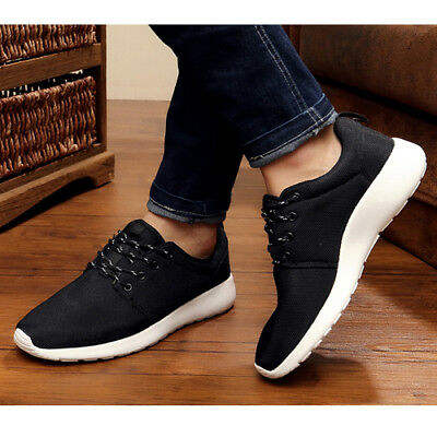 competitive price edde5 6185a New Fashion Men s Running Breathable Shoes Sports Casual Athletic Sneakers  Shoes
