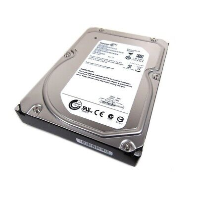 "Seagate Constellation HDD 3TB ST33000651NS 3,5"" SATA3 7200RPM 64MB Festplatte"