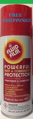 Fluid Film As11, 11.75 Oz. Aerosol, 12 Can Case, Only $96.89/case+Free Shipping
