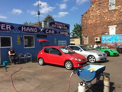 Business for Sale. Hand car wash ! Rotherham .OFFER AVAILABLE UNTIL 18 DECEMBER