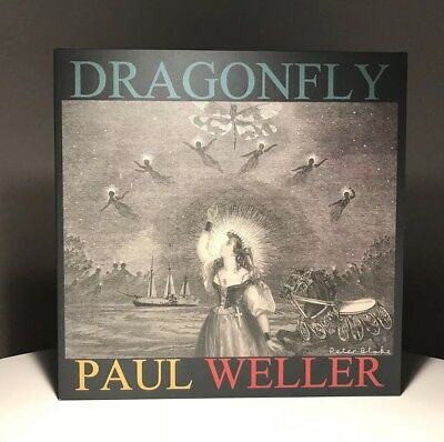 Paul Weller - Dragonfly / Limited & Numbered EP
