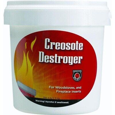 Powdered Creosote Destroyer,No 27,  Meeco Mfg Co Inc