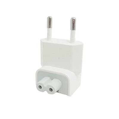 Apple Magsafe AC Power Adapter Charger Replacement Wall Plug EU Europe Duckhead