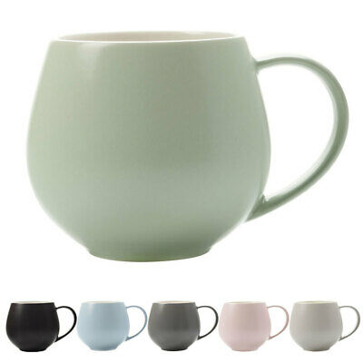 Maxwell & Williams Tint Porcelain Snug Mug/Cup 450ml/Tea/Coffee/Drink/Soup