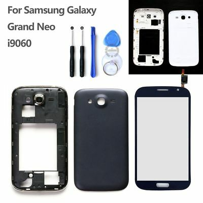 Full Housing Digitizer Touch screen Glass For Samsung Galaxy Grand Neo i9060 New