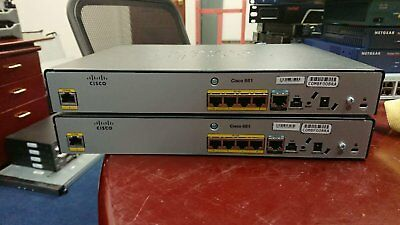 Cisco881-K9 Integrated Series Router