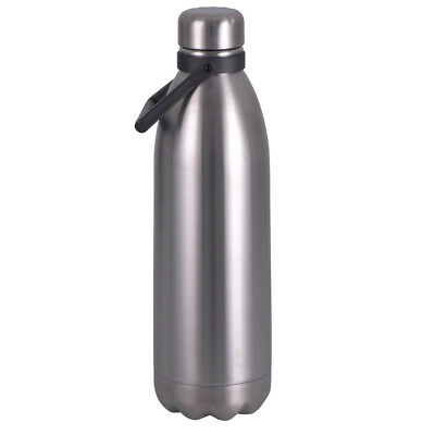 Avanti 1.L Twin Wall Stainless Steel Insulated Water Bottle Thermo Flask 18341