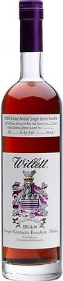 Willett 14 YO Family Estate Single Barrel Bourbon Whiskey 750ml Cask Strength