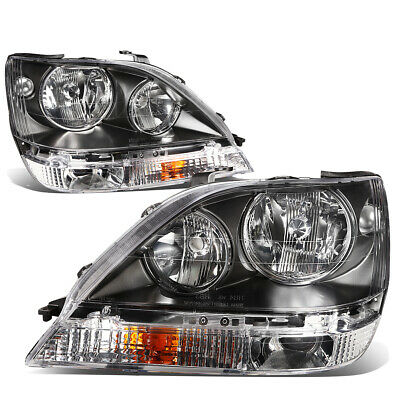 NEW 1999-2003 Lexus RX300 Amber Front Side Marker Light Lamp Assembly 1 Pair