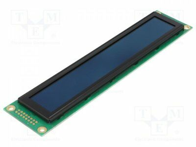 1 pcs Display: OLED; alphanumeric; 20x2; Window dimensions:149x23mm