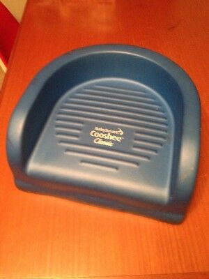 Baby Smart Cooshee Classic Blue Toddler Booster Chair Seat