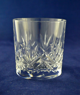"Edinburgh Crystal ""MULL"" Whiskey Glass – 8.4cms (3-1/4″) Tall"