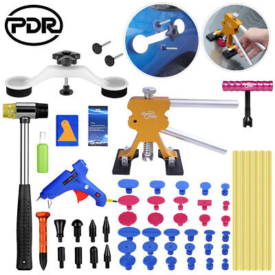 PDR Paintless Dent Removal Hail Repair Dent Lifter Pulling Bridge Slide Hammer