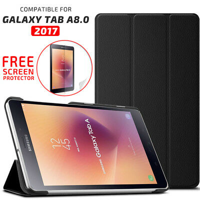 "Samsung Galaxy Tab A 8.0"" 2017 Case Cover SMART Ultra Slim Stand Case Cover"