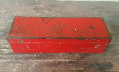 Vintage Sidchrome Toolbox tools collectable mechanics spanners