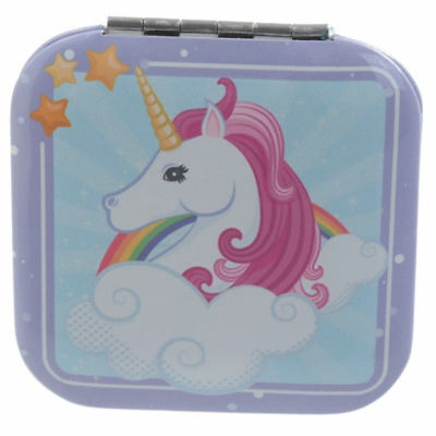 Unicorn Magical Rainbow Compact Mirror - 4 Different Unicorn Designs Available
