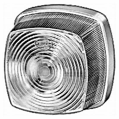 Position Light: Position Lamp (Clear) with Clear Lens   HELLA 2PF 003 057-001