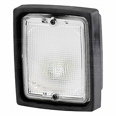 Reverse Light: Reverse Lamp with Clear Lens   HELLA 2ZR 004 432-001