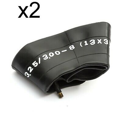 2 x Innertube 3.00-8 300-8 8 Inch 8'' Mobility Scooter Wheel Tube Shoprider 13x3