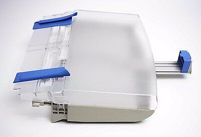 HP Laserjet paper input tray (RG0-1013-000CN) and cover (RG0-1014-000CN) spares