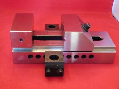 High Precision Toolmakers Vice With Mounting Clamps