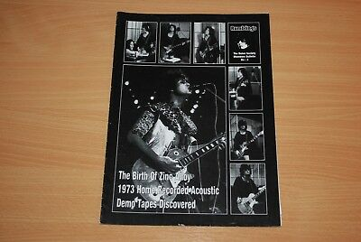 Rare Issue Of Marc Bolan / T. Tex Fanzine 'rumblings' Magazine No. 3