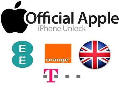 Fast Unlocking Service For Iphone 4,5,5S,5C,6,6+ At Ee Tmobile & Orange Uk