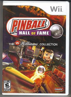 Pinball Hall Of Fame The Williams Collection Nintendo Wii Game