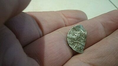 Selling as Unidentified rare? Medieval silver Hammered Coin 0.46g L56k