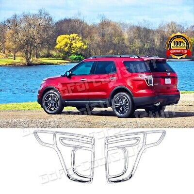For Ford EXPLORER SPORT TRAC 2002-2005 2006 Chrome Tailgate Cover WITH Keyhole