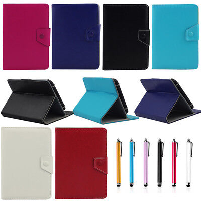 For Acer Iconia One 10 B3-A40 10.1 Inch Tablet Leather Folio Case Stand Cover
