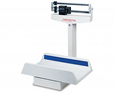 Detecto Mechanical  Weigh Beam Baby Scale Model 450