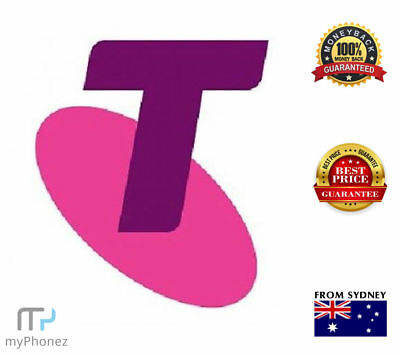 Telstra $10 Credit Prepaid CallsTexts-Nino Size ***OFFER***( *Buy5Get1Free*)