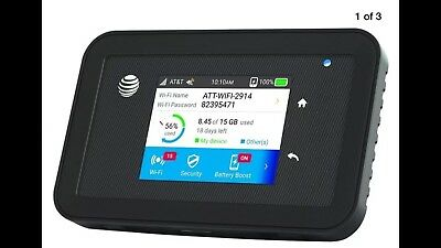 AT&T Unite Explore 815S Truly Unlimited Internet Data 4G LTE No Throttle