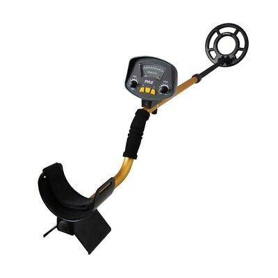 Pyle PHMD53 - Treasure Hunting Metal Detector with Waterproof Submergible Search