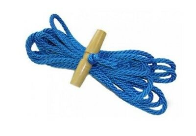 JAMESON 20' Poly Rope With Wooden Handle PR-20