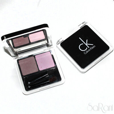 Ombretto Occhi Calvin Klein ck Tempting Duo Polvere Compatto Luminoso Makeup