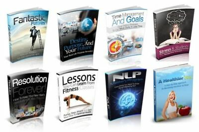 Large collection of 1290 Books & Resell Rights in PDF format *Digital Delivery*