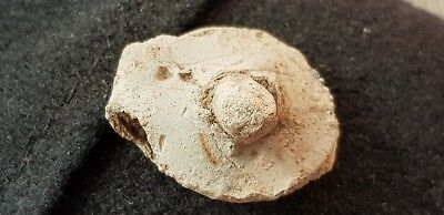 Superb intact early Medieval lead seal L67r