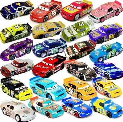 Mattel Disney Pixar Cars 1:55 Diecast Toy Gift Car New Without Box