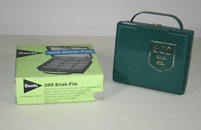 Boots Carry Case  for 300 x 35 mm Photographic Slides