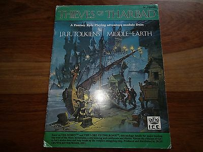"""""""Thieves of Tharbad"""" -english- (MERP, MERS, Rolemaster, ICE)"""