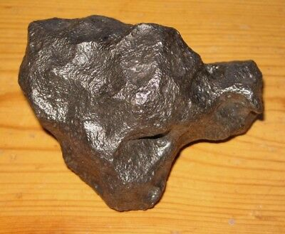 SUPERB, LARGE, 3280g CAMPO DEL CIELO IRON METEORITE COVERED IN THUMB-PRINTS!