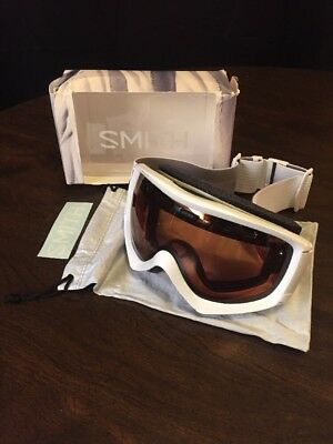 4701c038855 SMITH OPTICS PROPHECY OTG Snow Goggles w  Carbonic-X Lens - Made In ...