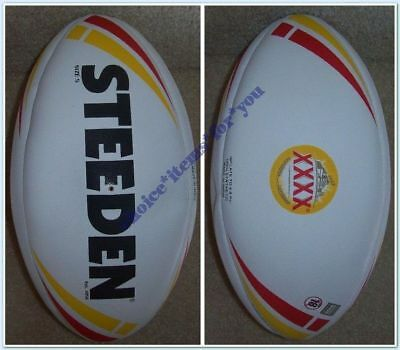 Steeden Football Size 5 Xxxx Fourex Promotional Football : New In Packet